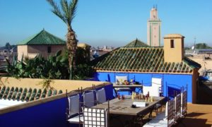 The climate of Marrakech is more varied than many would expect it to be.